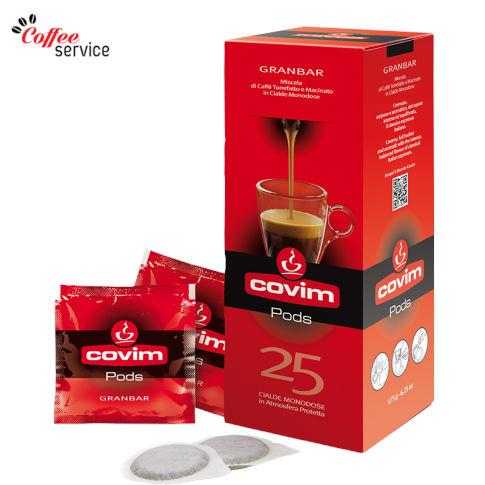 Кафе на дози, ESE Pod, Covim Granbar, x25