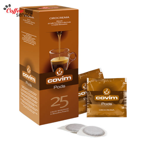 Кафе на дози, ESE Pod, Covim Orocrema, x25