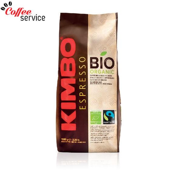 Кафе на зърна, Kimbo Bio Organic Fairtrade 1кг.