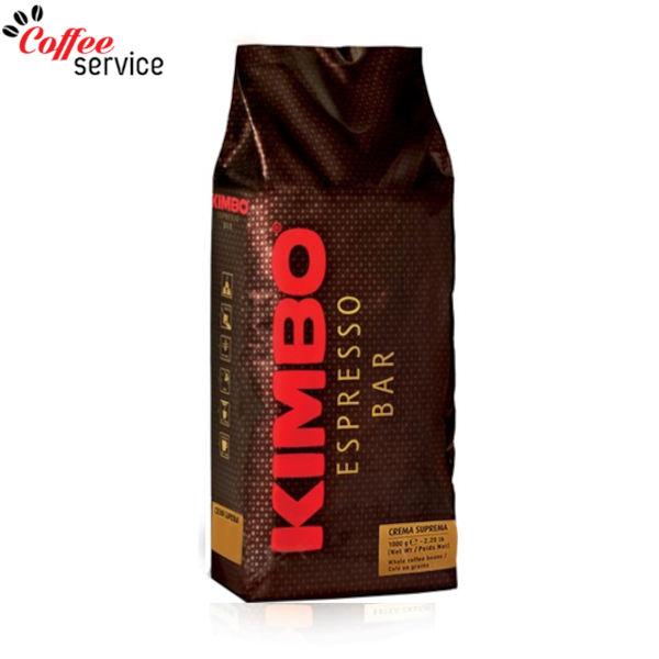 Кафе на зърна, KIMBO CREAMA SUPREMA 1кг.