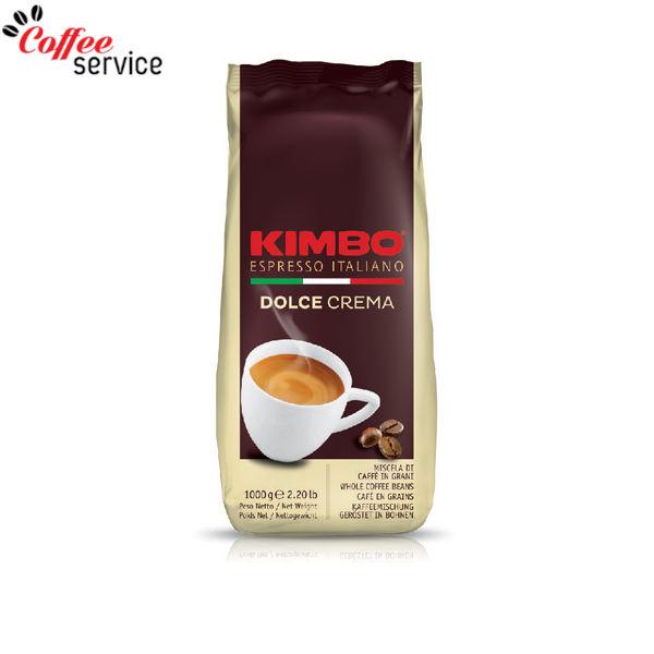 Кафе на зърна, KIMBO DOLCE CREMA 1кг.