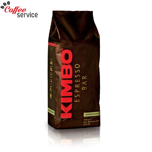 Кафе на зърна, KIMBO SUPERIOR BLEND 1кг.