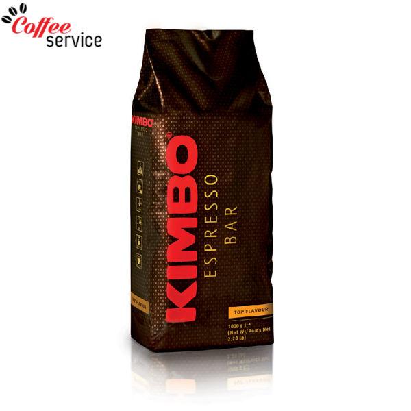 Кафе на зърна, KIMBO TOP FLAVOUR 1кг.