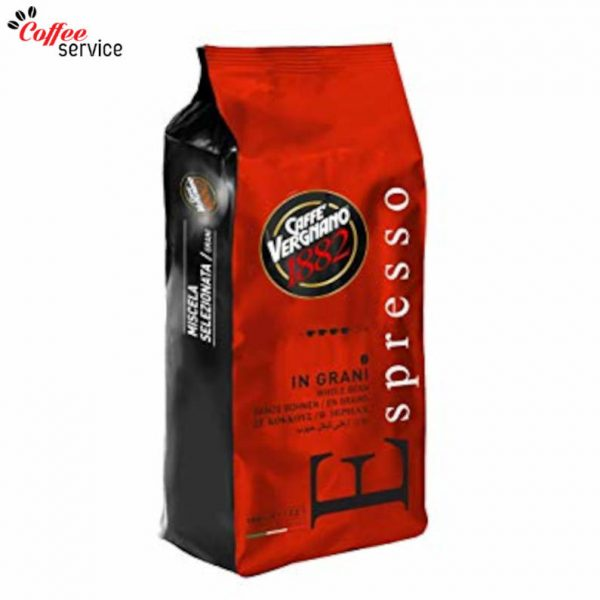 Caffé Vergnano Espresso Casa на зърна 1000g