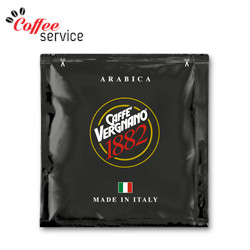 Vergnano Arabica 100% Pods - кафе на дози x150