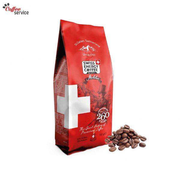 Кафе на зърна, Swiss Energy Coffee, x250g