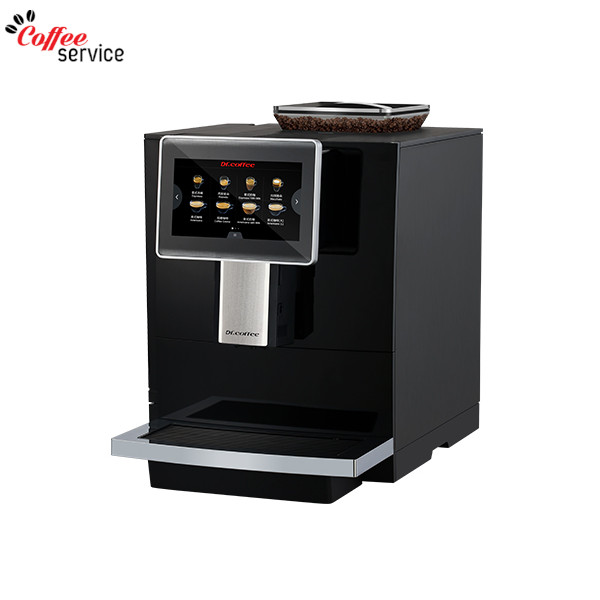 Кафемашина, Dr. coffee F10 Black - 1