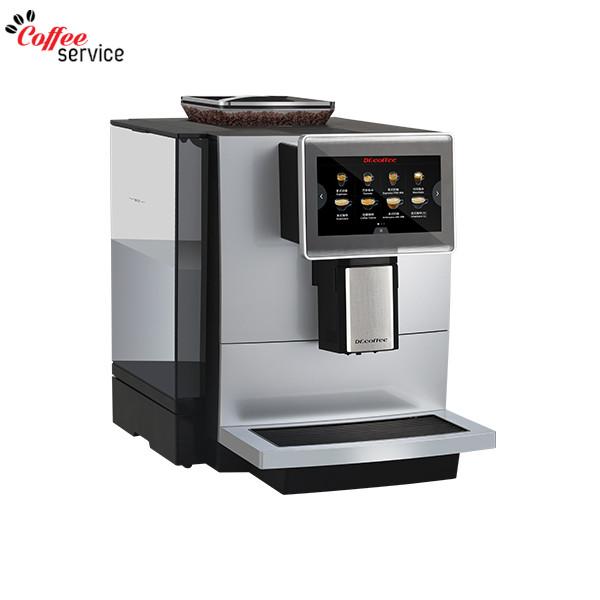 Кафемашина автоматична, Dr. coffee F10 Silver - 3