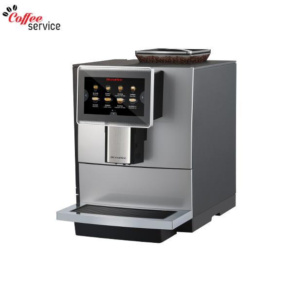 Кафемашина автоматична, Dr. coffee F10 Silver - 0