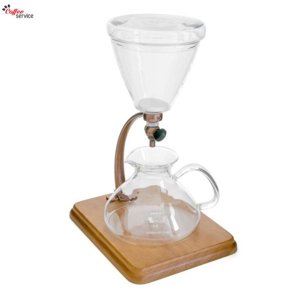 Екстрактор за кафе по метода pour over и cold brew, Yama CD-8 - 2