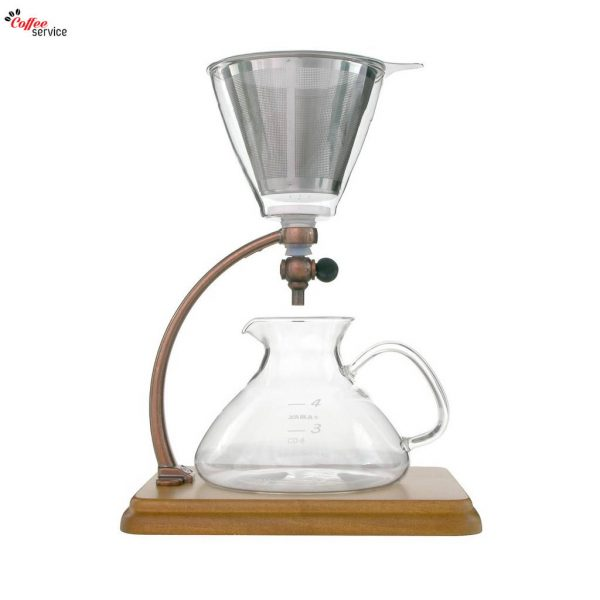 Екстрактор за кафе по метода pour over и cold brew, Yama CD-8