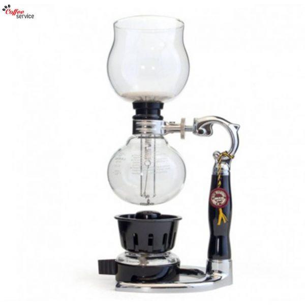 Екстрактор за кафе, Yama TCA-5D със спиртник
