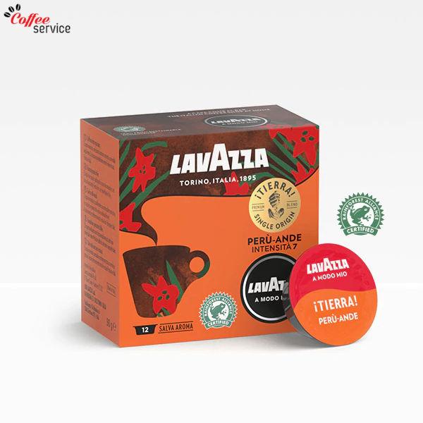 Кафе капсули, Lavazza A Modo Mio, ¡Tierra! Perù - Ande x12