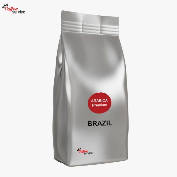 Кафе на зърна, Arabica 100% Brazilia, 1kg