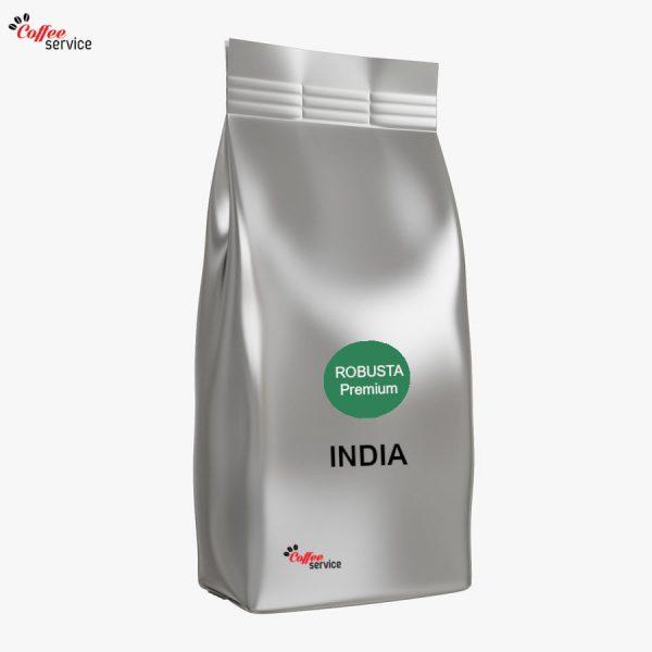 Кафе на зърна, Robusta 100% India, 1kg