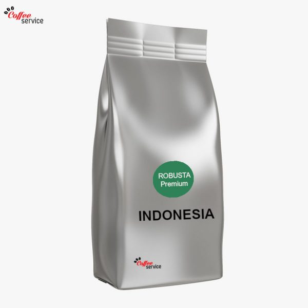 Кафе на зърна, Robusta 100% Indonesia, 1kg