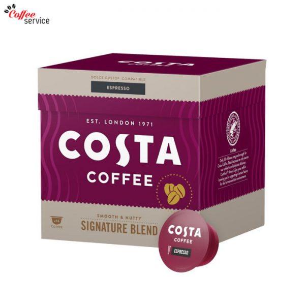 Кафе капсули, Costa Espresso DG, x16