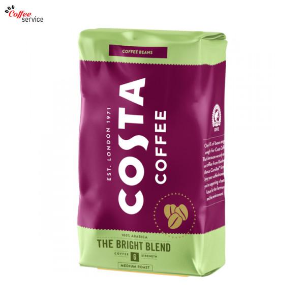 Кафе на зърна, Costa Bright Blend, x1kg
