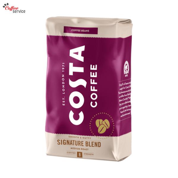 Кафе на зърна, Costa Signature Medium Blend, x1kg
