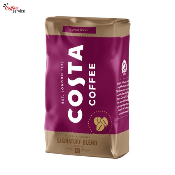 Кафе на зърна, Costa Signature Dark Blend, x1kg