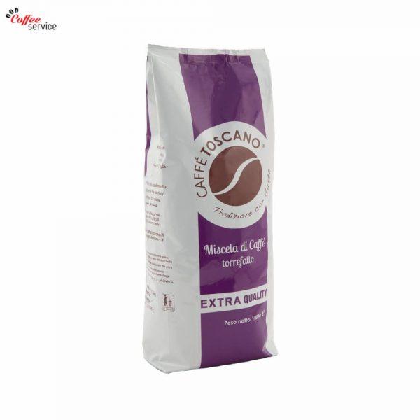 Кафе на зърна, Toscano Black Extra, 1kg