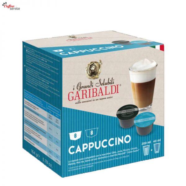 Garibaldi Cappuccino, Dolce Gusto съвместими капсули x16